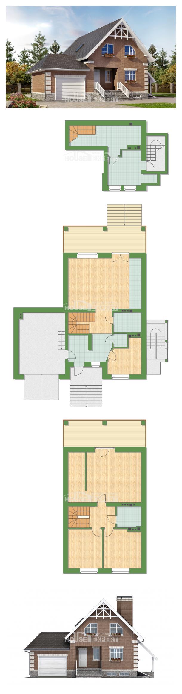Проект дома 200-009-Л   House Expert