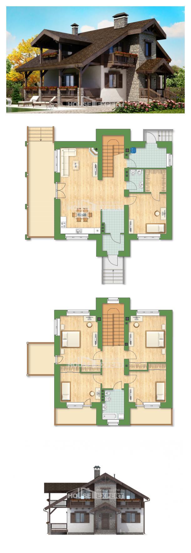 Проект дома 150-004-Л | House Expert