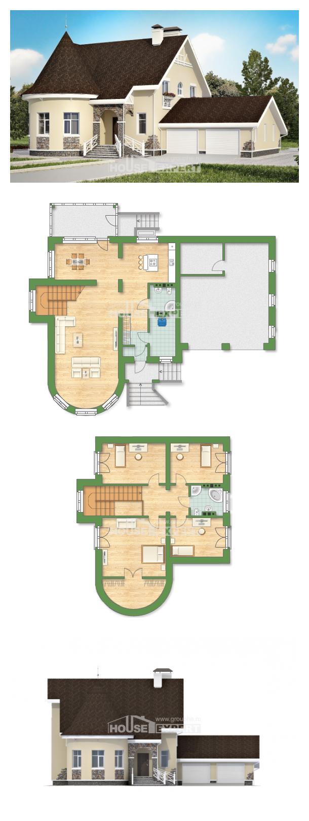 Проект дома 275-001-Л   House Expert