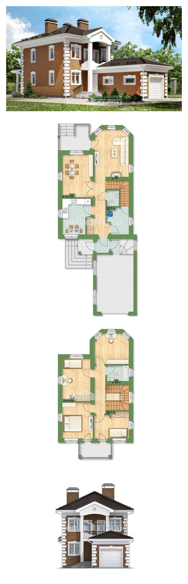 Проект дома 150-006-П   House Expert