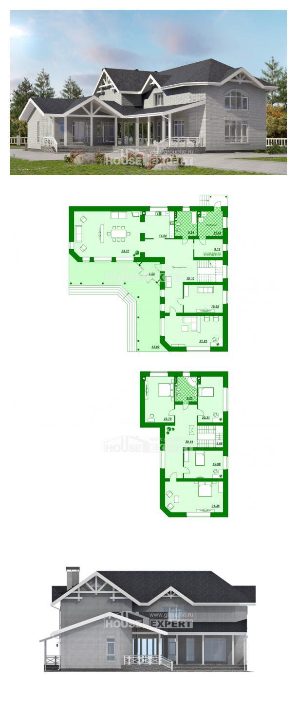 Проект дома 340-004-П   House Expert