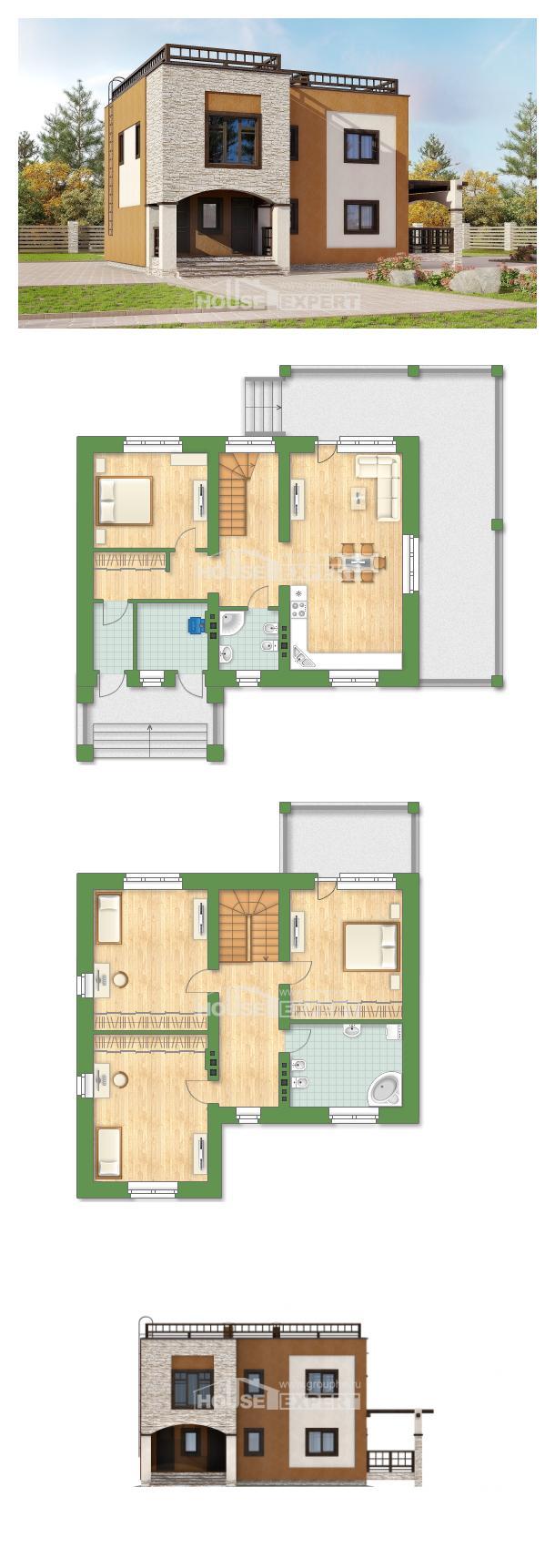 Проект дома 150-010-Л   House Expert