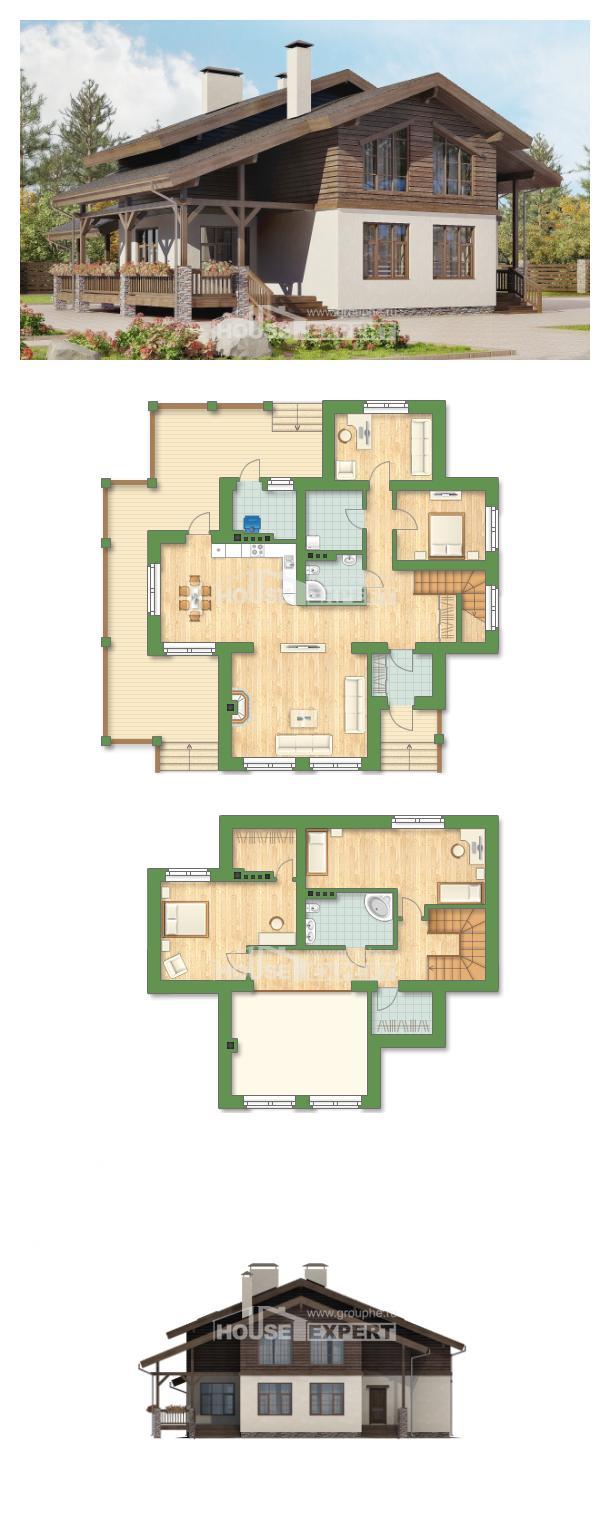 Проект дома 210-006-Л | House Expert