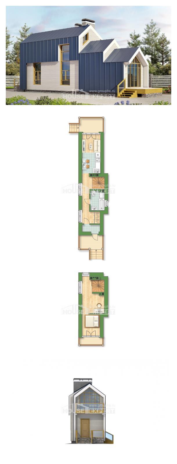 Проект дома 060-006-П   House Expert