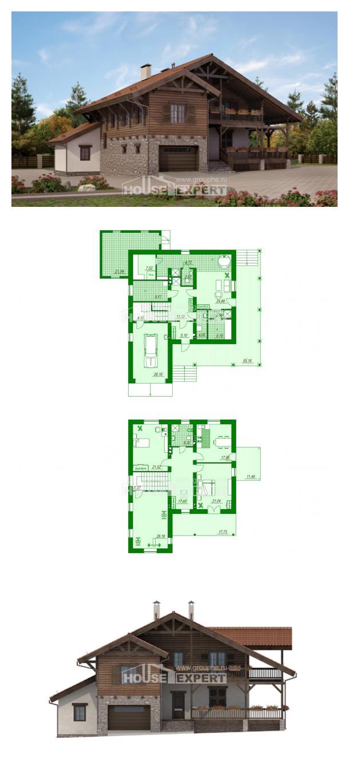 Проект дома 255-002-Л   House Expert