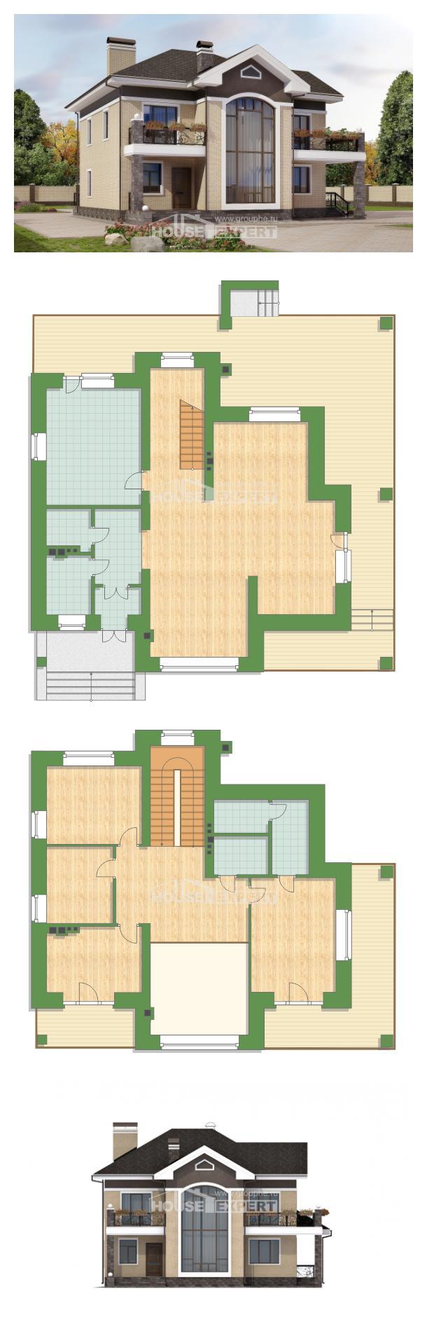 Проект дома 200-006-П | House Expert