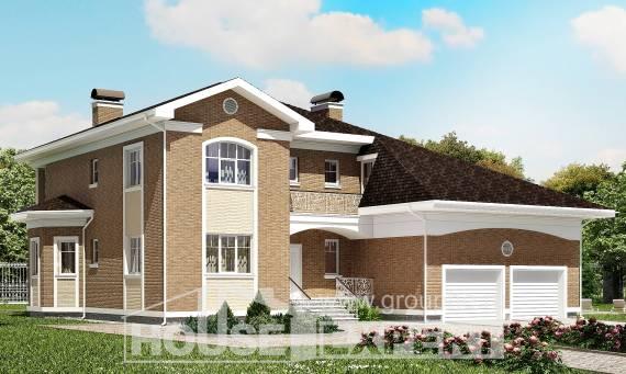 Отделка фасадов домов сайдингом: фотоподборка