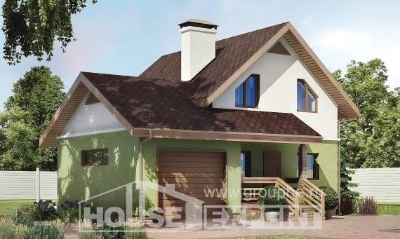 Строительство канадских домов в Крыму, Дома по канадской
